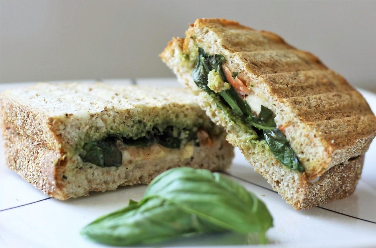 Vegan Basil Pesto | Blooming Vegan