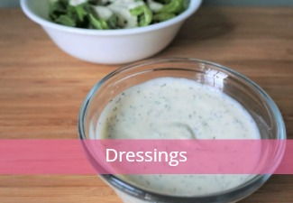 Dressings | Blooming Vegan